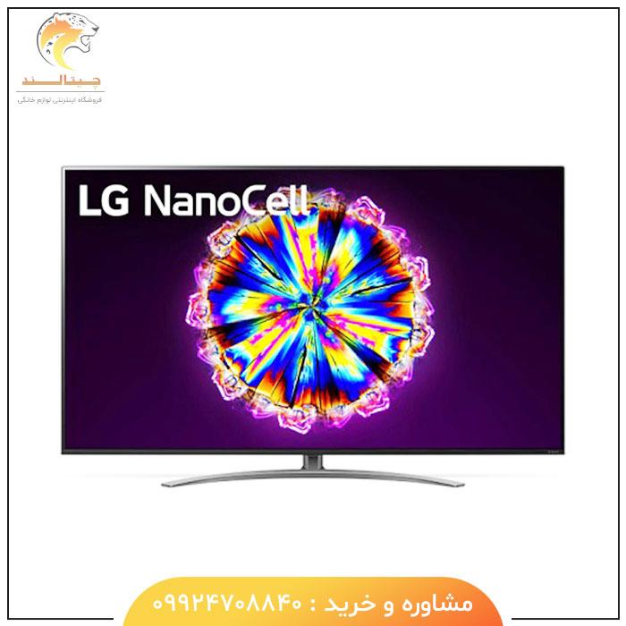 تلویزیون 55 اینچ 4K نانوسل ال جی مدل 55NANO86 - چیتالند