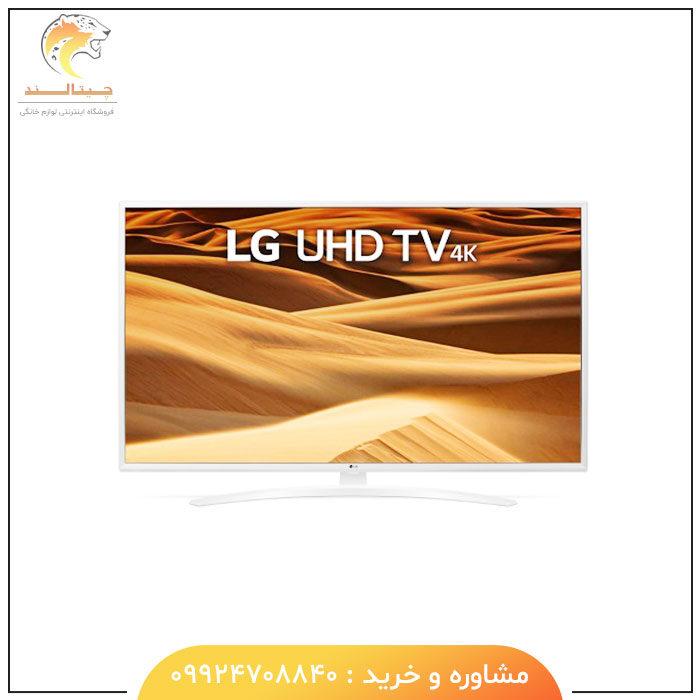 تلویزیون 49 اینچ 4K ال جی مدل 49UM7490 - چیتالند