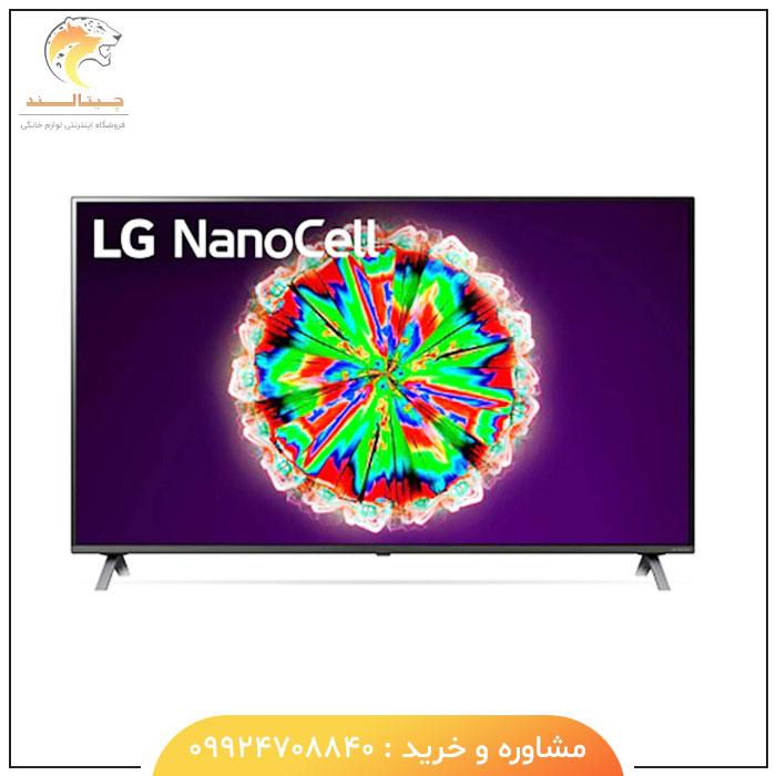 تلویزیون 65 اینچ نانوسل ال جی مدل 65NANO80 | NANO80 - چیتالند