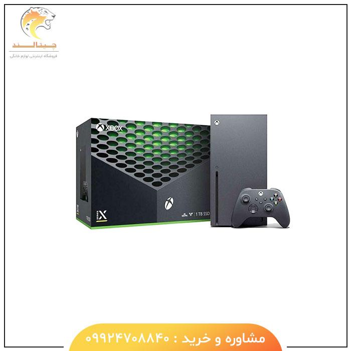 ایکس باکس سری ایکس (Xbox X) - چیتالند