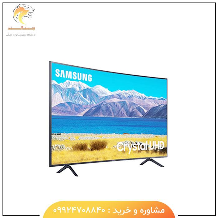 تلویزیون 55 اینچ منحنی سامسونگ TU8300 - چیتالند