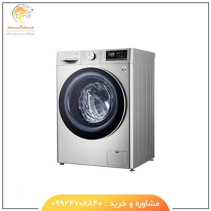 ماشین لباسشویی 9 کیلو بخارشودار ال جی مدل WV5149SVP - چیتالند