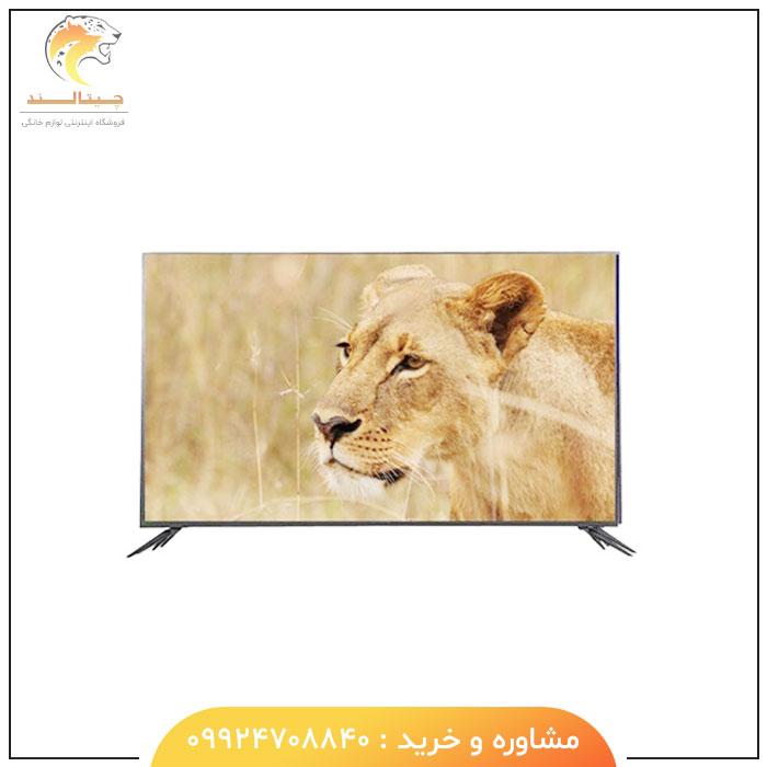 تلویزیون هوشمند ۴۳ اینچ سام مدل T۵۵۵۰ - چیتالند