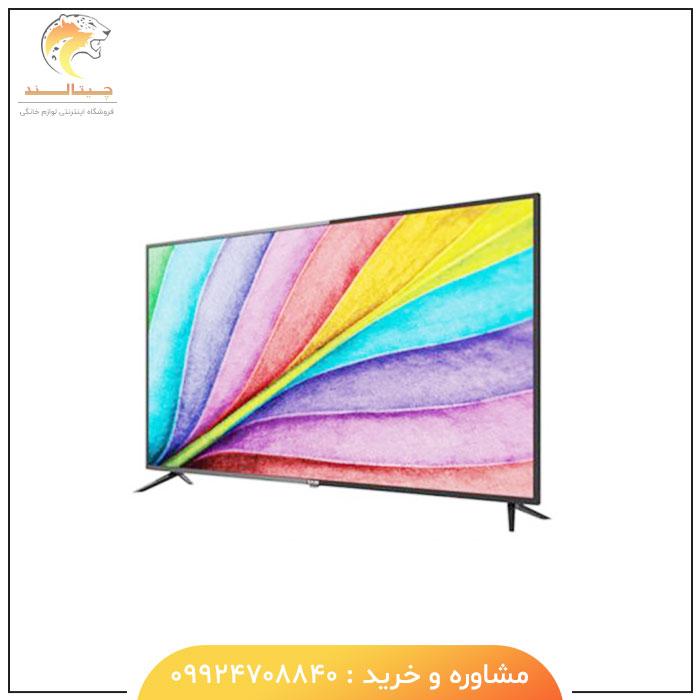 تلویزیون هوشمند ۵۰ اینچ سام مدل T۵۵۵۰ - چیتالند