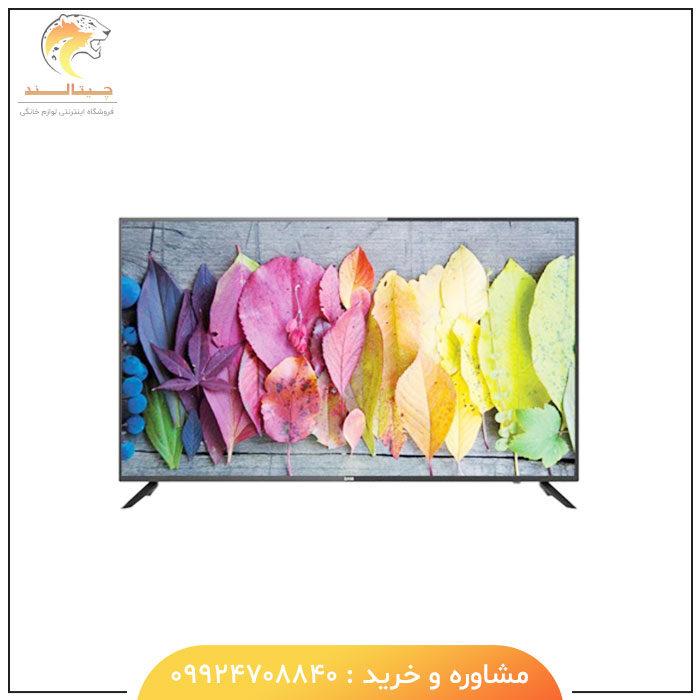 تلویزیون هوشمند ۵۵ اینچ سام مدل TU۶۵۰۰ - چیتالند