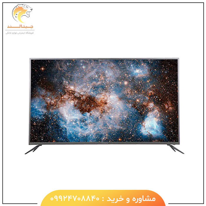تلویزیون هوشمند ۵۸ اینچ سام مدل TU۶۵۵۰ - چیتالند