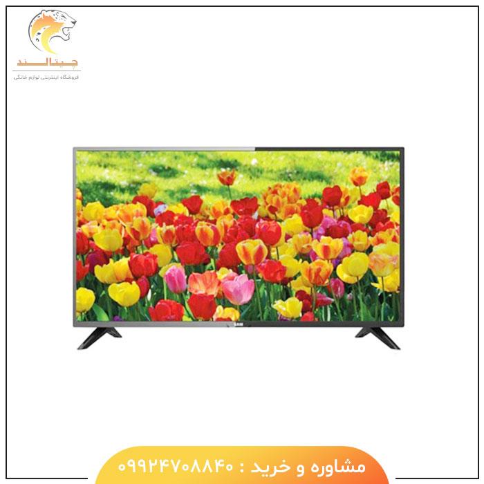 تلویزیون ۳۲ اینچ سام مدل T۴۱۰۰ - چیتالند