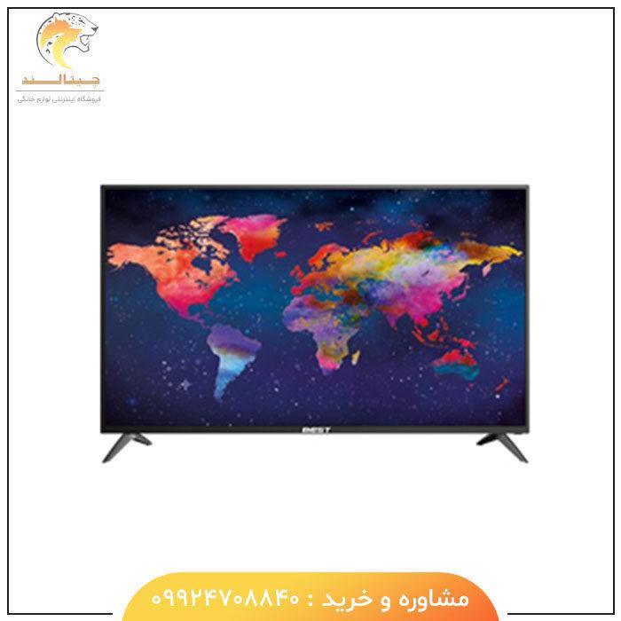 تلویزیون هوشمند 4k - سایز 50 اینچ BEST - چیتاللند